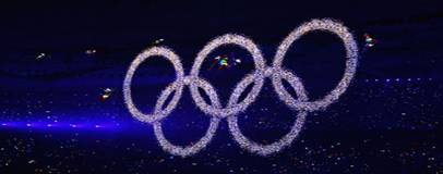 The magical Olympic rings that floated away to the sky, was not some edit job but an actual product now available from ICE AV as part of our digital product portfolio
