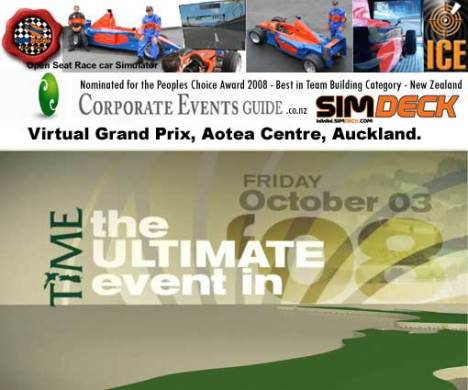 The Time Conference Virtual Grand Prix will pit Speaker against Speaker and Delegates.