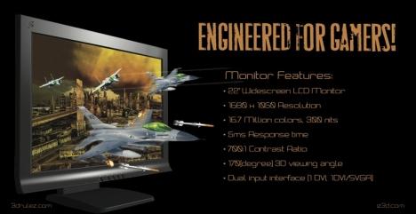 iZ3D monitor